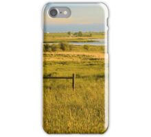 Feild and Pond  iPhone Case/Skin