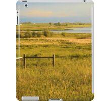 Feild and Pond  iPad Case/Skin