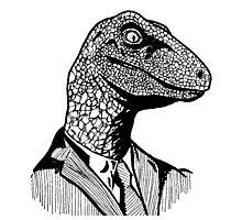 Business Raptor Photographic Print