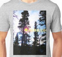Colorado Pines  Unisex T-Shirt