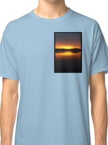 Boat Silhouette Classic T-Shirt