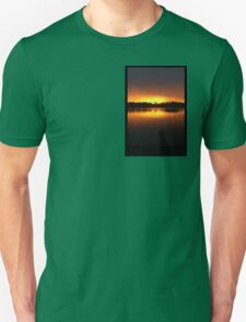 Boat Silhouette Unisex T-Shirt