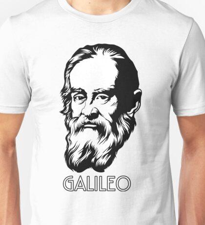 Galileo Galilei Scientist Unisex T-Shirt