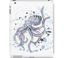 Inky Octopus iPad Case/Skin