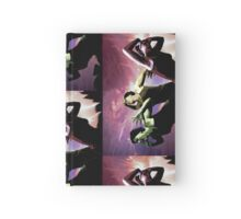 Raw emotions Hardcover Journal