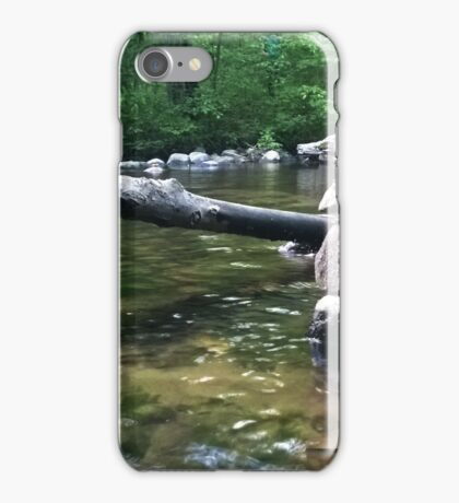 River and Rocks iPhone Case/Skin