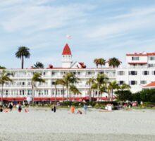 Hotel Del Coronado Sticker