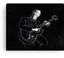 blues #10 Canvas Print