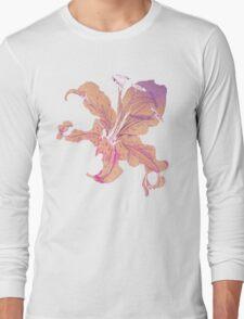 golden lilies Long Sleeve T-Shirt