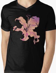 golden lilies Mens V-Neck T-Shirt