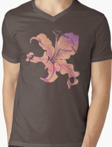 golden lilies Mens V-Neck T-Shirt