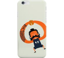 Steven Adams Haka iPhone Case/Skin