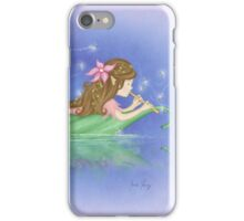 Fira the Firefly Elf iPhone Case/Skin