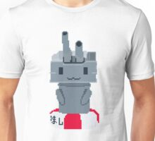 Rensouhou Kantai Collection Shimakaze Pixel Art Unisex T-Shirt