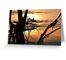 Unspoilt Sunrise Greeting Card