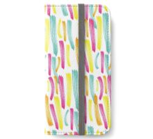 Colorful Pattern iPhone Wallet/Case/Skin