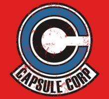 Capsule Corp One Piece - Long Sleeve