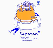 Sapatão Womens Fitted T-Shirt