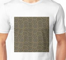 Circles and Points Unisex T-Shirt