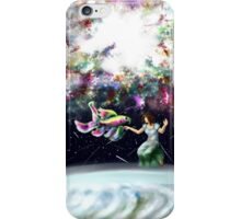 Star Fish - Drifting Along iPhone Case/Skin