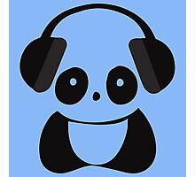 Funny Panda Photographic Print