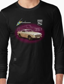 Volvo P1800S Coupe (best on black) Long Sleeve T-Shirt