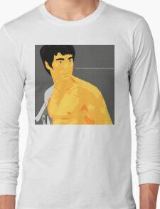 Bruce Lee Long Sleeve T-Shirt