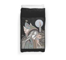 Creatures of the Night Duvet Cover