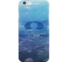 Location Not Avaliable iPhone Case/Skin