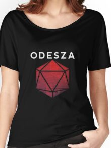 odesza logo Women's Relaxed Fit T-Shirt