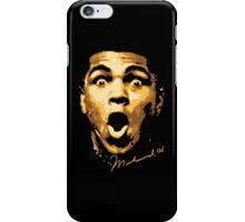 Muhammad Ali Signed iPhone Case/Skin