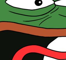 Angry Pepe Sticker