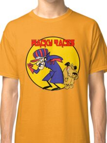 Wacky Races Cartoon Classic T-Shirt