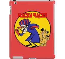 Wacky Races Cartoon iPad Case/Skin
