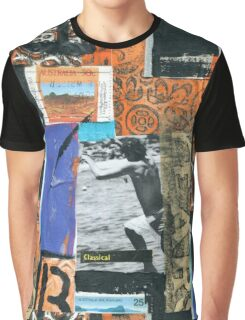 Aussie Beach 1 Graphic T-Shirt