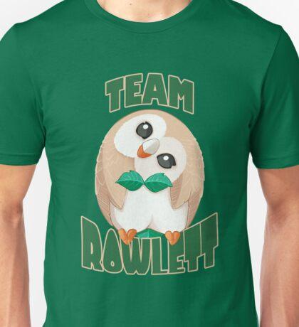 Team Rowlett Unisex T-Shirt