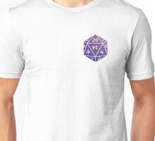 D20 Raindrops Unisex T-Shirt