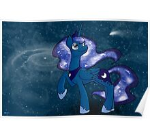 Stary Luna Poster