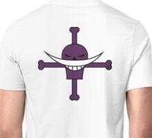 Whitebeard Flag Cross Portgas D. Ace One Piece Unisex T-Shirt