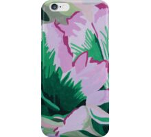 Abstract Tulip iPhone Case/Skin