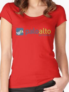 Palo Alto Women's Fitted Scoop T-Shirt
