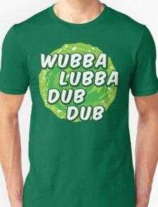 Wubbalubbadubdub Unisex T-Shirt