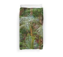 Tamborine Mountain Rain Forest Duvet Cover