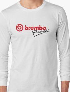 Brembo Racing Long Sleeve T-Shirt