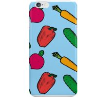 Vegetables Pattern iPhone Case/Skin