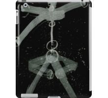 0088 - Brush and Ink - The Calculated Human iPad Case/Skin