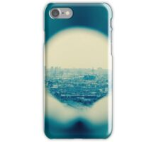 from Montmartre  iPhone Case/Skin