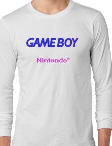 GAME BOY Long Sleeve T-Shirt