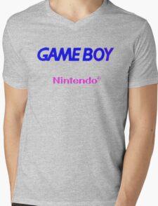 GAME BOY Mens V-Neck T-Shirt
