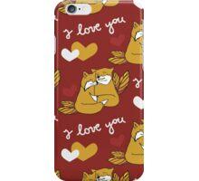 Fox Love iPhone Case/Skin
